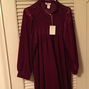 Other - NWT Hand Smocked Nightgown